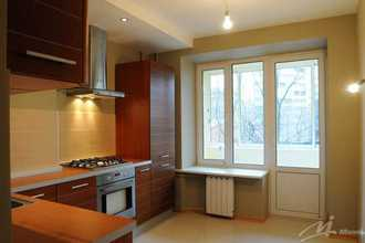 sale of the apartment repair Belorusskaya