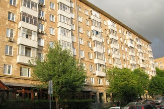 sale of the apartment repair Novodevichiy proezd