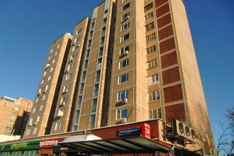 sale of the apartment repair Novoslobodskaya